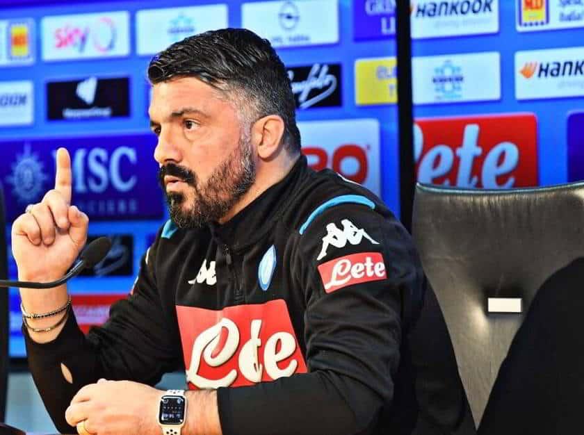 """Gattuso: """"Arriviamo a 40 punti poi si vedrà. Con Allan senza rancore"""""""
