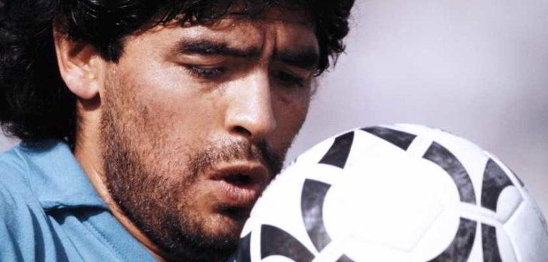Il primo gol di Maradona. Il 19 febbraio 1980. Ecco il Video