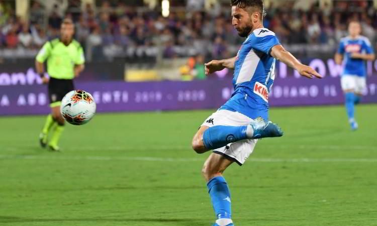 Inter-Napoli, le ultime: Mertens titolare, novità in difesa