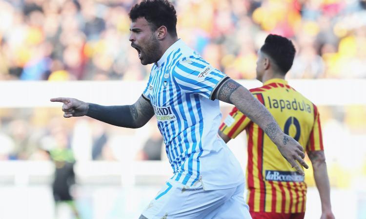 Il Napoli pazzo di Petagna. 9 gol in 22 partite di Serie A