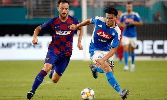 biglietti di Napoli-Barcellona bagarinaggio on line