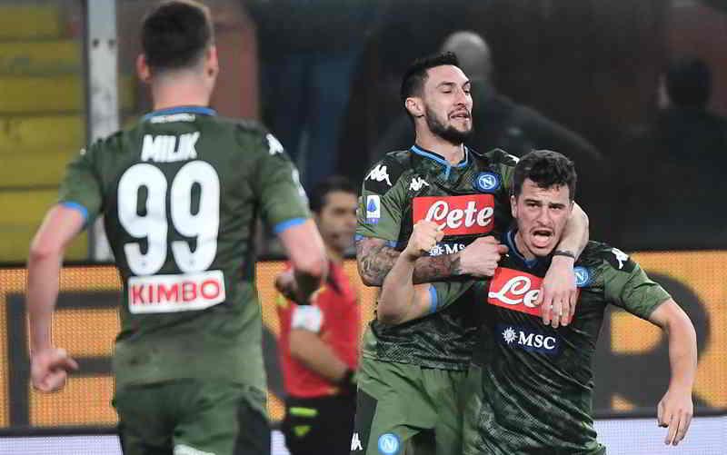 politano novità in attacco Napoli