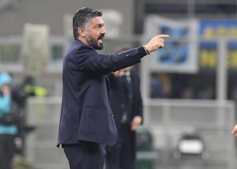 """Gattuso avverte la squadra: """"Questa volta non vi perdonerò"""""""