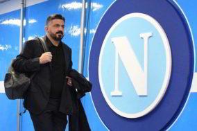 De Laurentiis vuole riconfermare Gattuso sulla panchina del Napoli