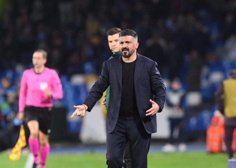 Napoli-Torino, Gattuso prepara 4 novità . Le ultime su Koulibaly e Mertens