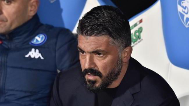 """gattuso: """"Barcellona ci ha fatto il solletico"""""""