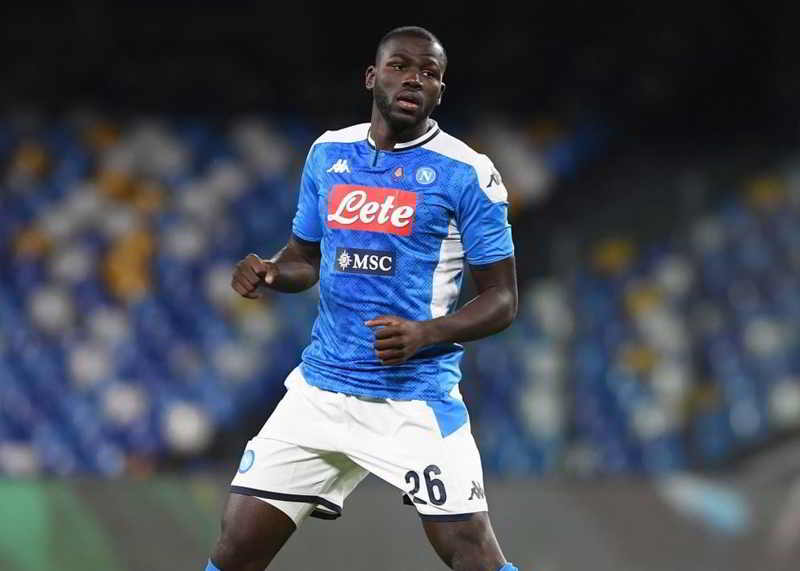 Napoli-Lecce: probabile formazione, Koulibaly titolare. Le ...