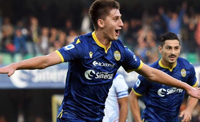 Inter-Napoli sfida sul mercato per Kumbulla