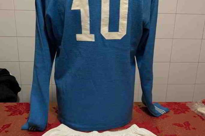 Maglia maradona 84/85