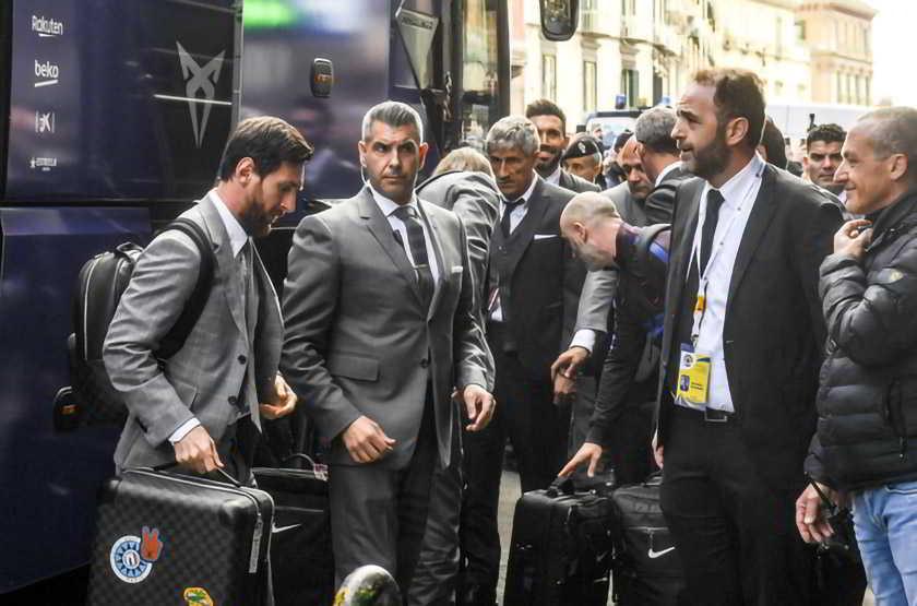 """Antinelli: """"Gesto bellissimo dei tifosi del Napoli verso il Barcellona"""""""