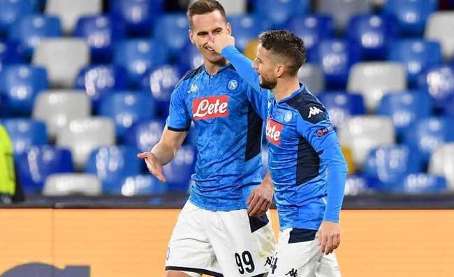 milik lascia napoli