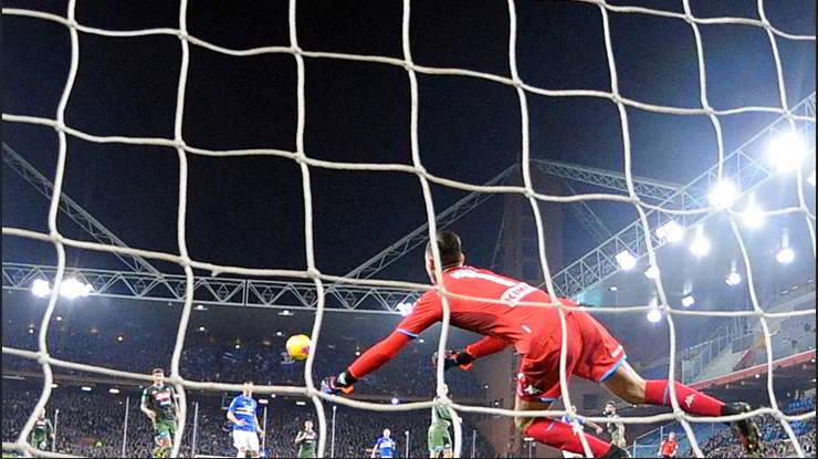 moviola Sampdoria Napoli