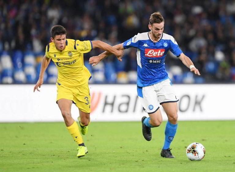 Verona Napoli A Porte Chiuse In Serie A Sette Gare Senza Tifosi