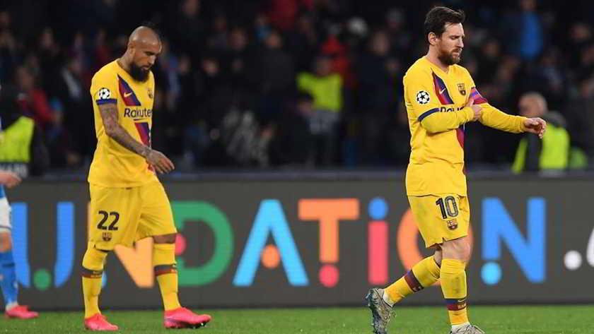 Da Torino, Vidal al momento dell'espulsione ha gridato forza Juve