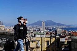 Coronavirus, 554 positivi in Campania, 94 nuovi contagiati