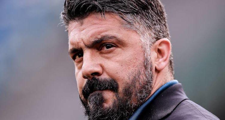 """Gattuso: """"Orgoglioso di allenare il Napoli.Quando andò via Ancelotti..."""""""