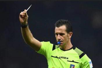 L'ennesimo calcio di rigore negato al Napoli non può passare sotto silenzio