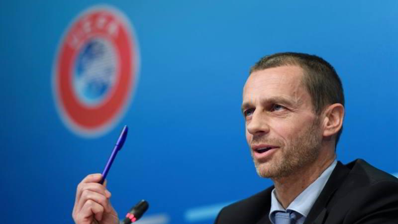 rinvio champions league ed europa league