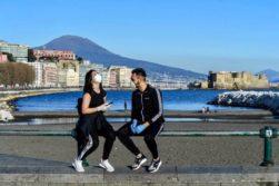 Coronavirus, in Campania si muore di meno. Scenario che fan ben sperare
