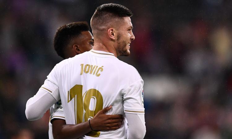 Il Napoli vuole Jovic dal Real. Dalla Spagna arrivano conferme