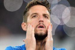 """Napoli, Mertens si scusa: """"Ho sbagliato, si deve stare a casa, punto."""""""