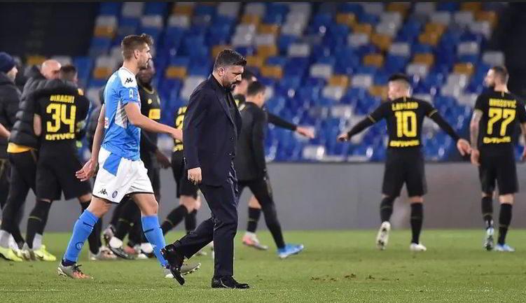 Salta Napoli-Inter. La semifinale di coppa Italia rinviata
