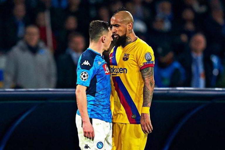 Salta Barcellona-Napoli. La UEFA ferma la Champions ed Europa League