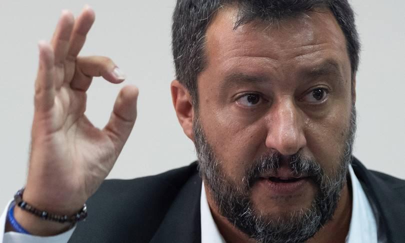 """Coronavirus. Salvini, """"La Campania sta facendo meno di tutti in Italia"""""""