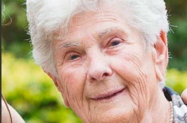 Suzanne Hoylaerts rifiuta ventilatore