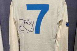 maglia collezione antonio careca 87/88