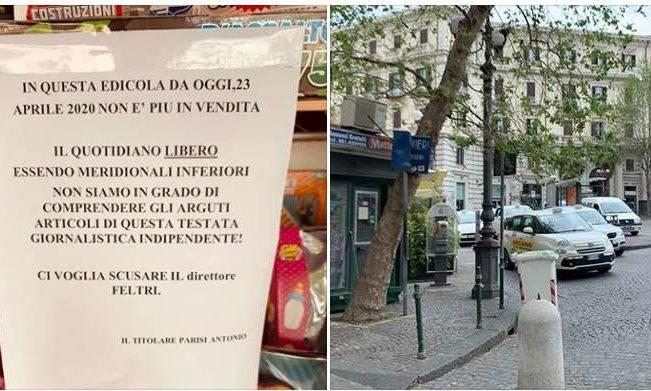 NAPOLI EDICOLE LIBERO