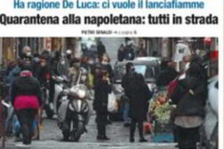 titolo libero quarantena napoletana