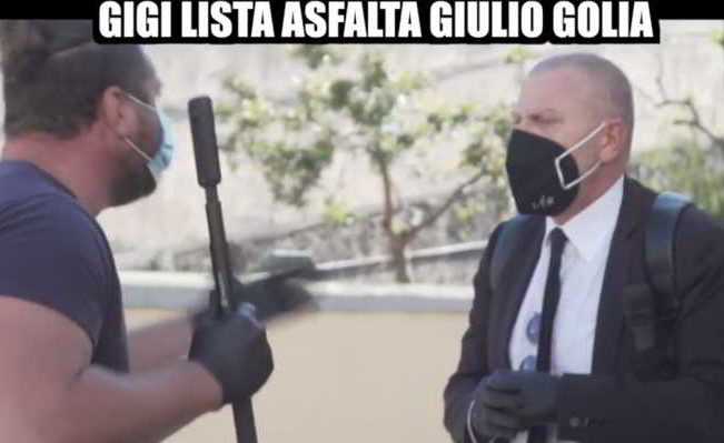 video gigi lista le iene