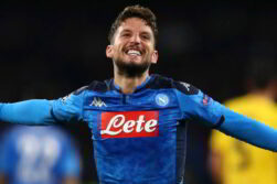 Dries mertens Inter