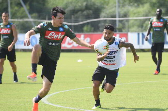 lozano seconda chance napoli