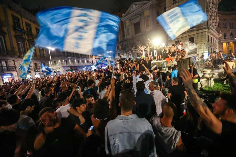 sindaca torino Napoli