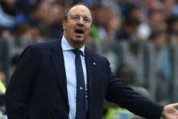 "Napoli, Benitez: ""Vi racconto un retroscena su Callejon"""