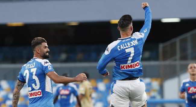 Napoli-Spal 3-1