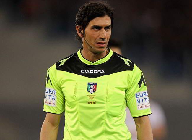 calvarese arbitro finale coppa italia