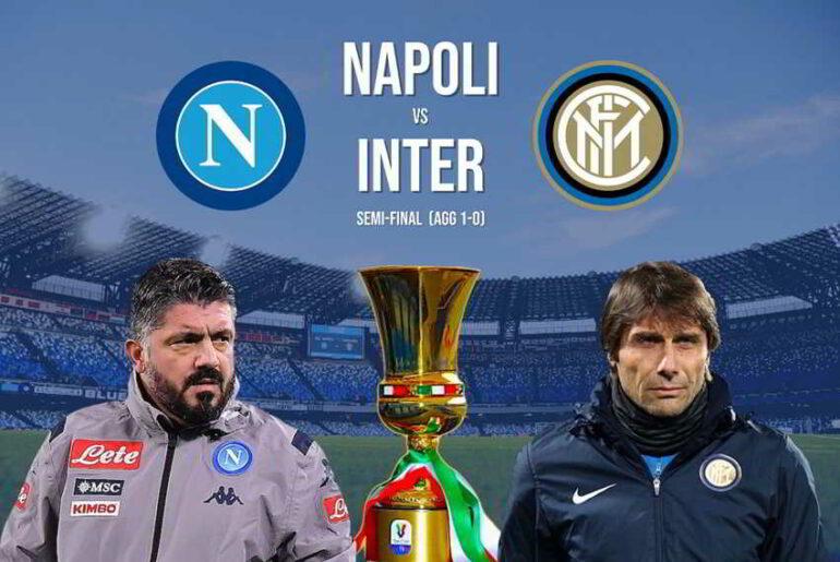 Coppa Italia, verso Napoli-Inter: le probabili formazioni. Gattuso ritrova due big