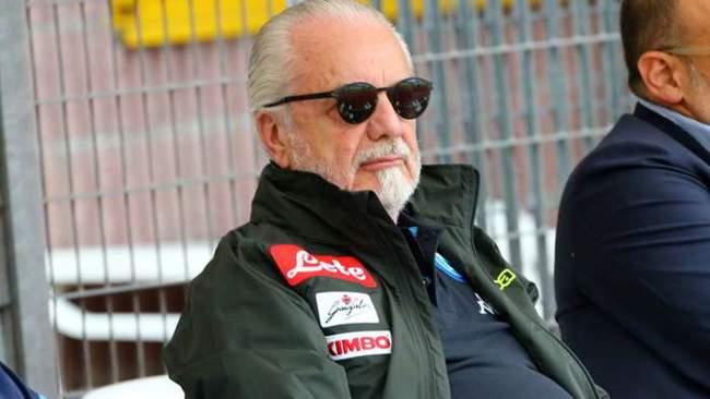 De Laurentiis in Lega Serie A