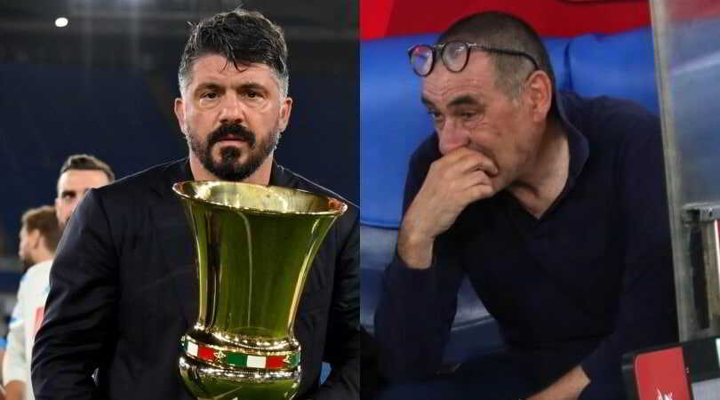 Gattuso Sarri
