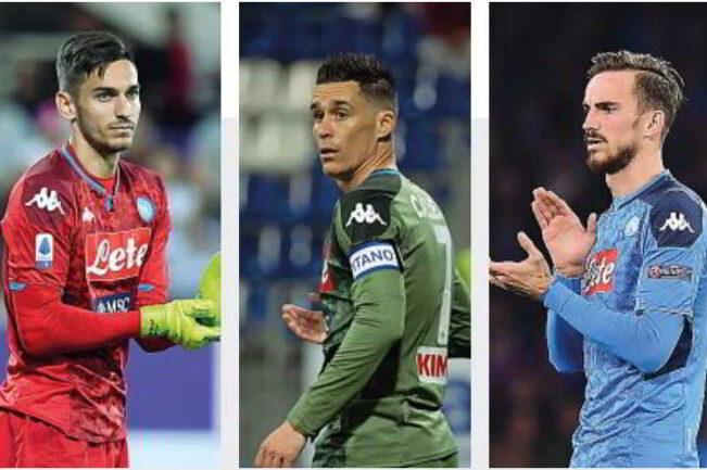 Meret, Callejon e Fabian pronti per la Juve. Una frase di Gattuso ha scosso la squadra