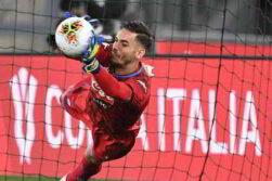 Alex Meret Coppa Italia