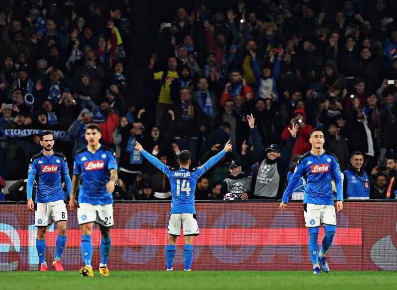 Il Napoli si prepara alla ripresa: ottime le impressioni della vigilia