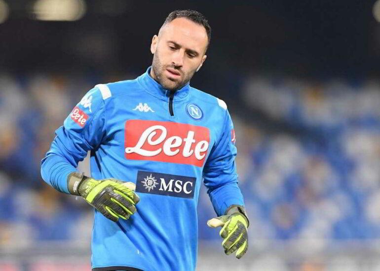"""Ospina: """"Ho due anni di contratto con il Napoli, e alcune cose da chiarire"""""""