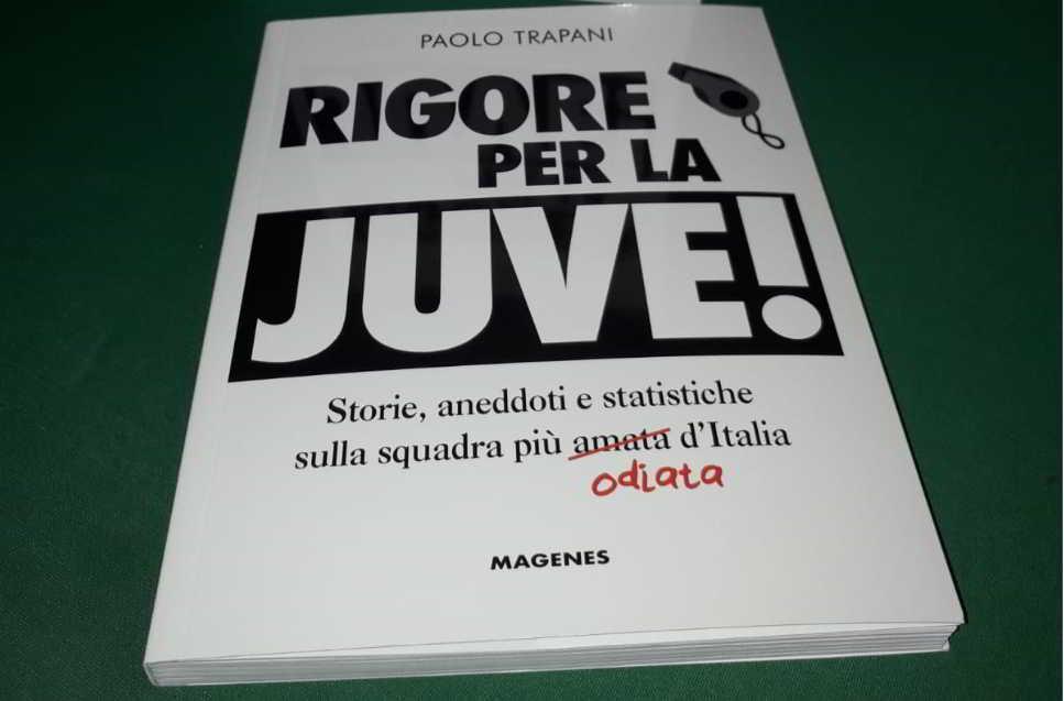 Rigore per la Juve di Paolo Trapani
