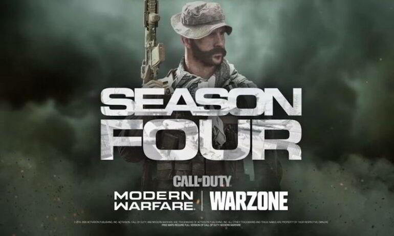 call of duty warzone rinvio quarta stagione