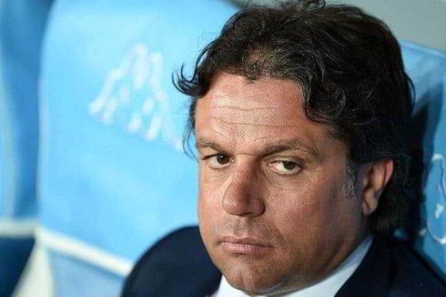 """Napoli, Giuntoli: """"Gattuso rinnoverà. Callejon deciderà lui, qui è casa sua"""""""
