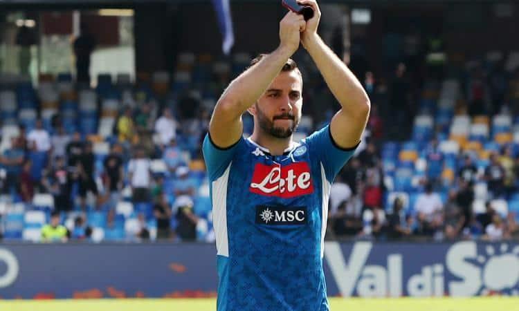 Manolas salta l'Inter. Arriva il comunicato ufficiale della SSS Napoli